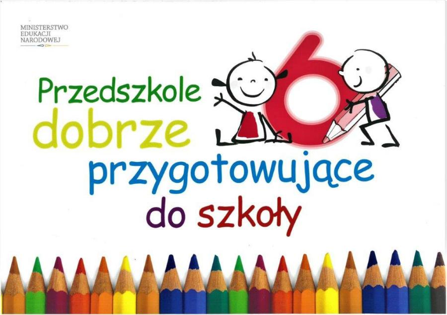 Logo Przedszkole na szóstkę